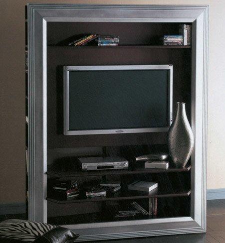 Casa immobiliare accessori mobili a parete per tv for Costruire porta tv