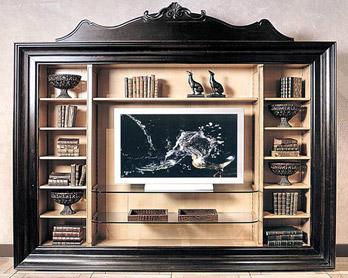 Mobili porta tv e hi-fi: Porta tv VV10.67 3V da Grande Arredo