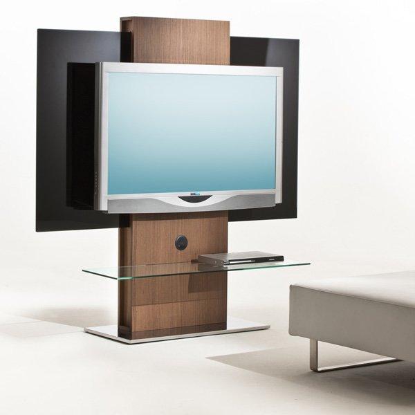 Mobili porta tv e hi fi porta tv totem da pacini cappellini - Mobili porta tv design ...