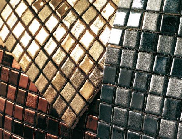 Mosaico mosaico semine preziose da ceramica di treviso for Mosaico ceramica