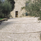 Mosaico Palladiana