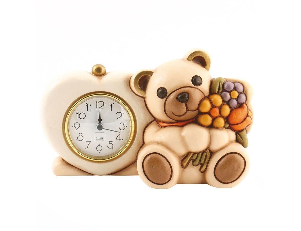 Orologeria orologio teddy da thun for Orologio da tavolo thun
