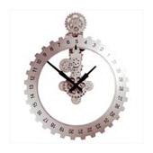 Orologio maxi ingranaggio silver [a]