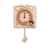 Orologio Angelo con fiocco