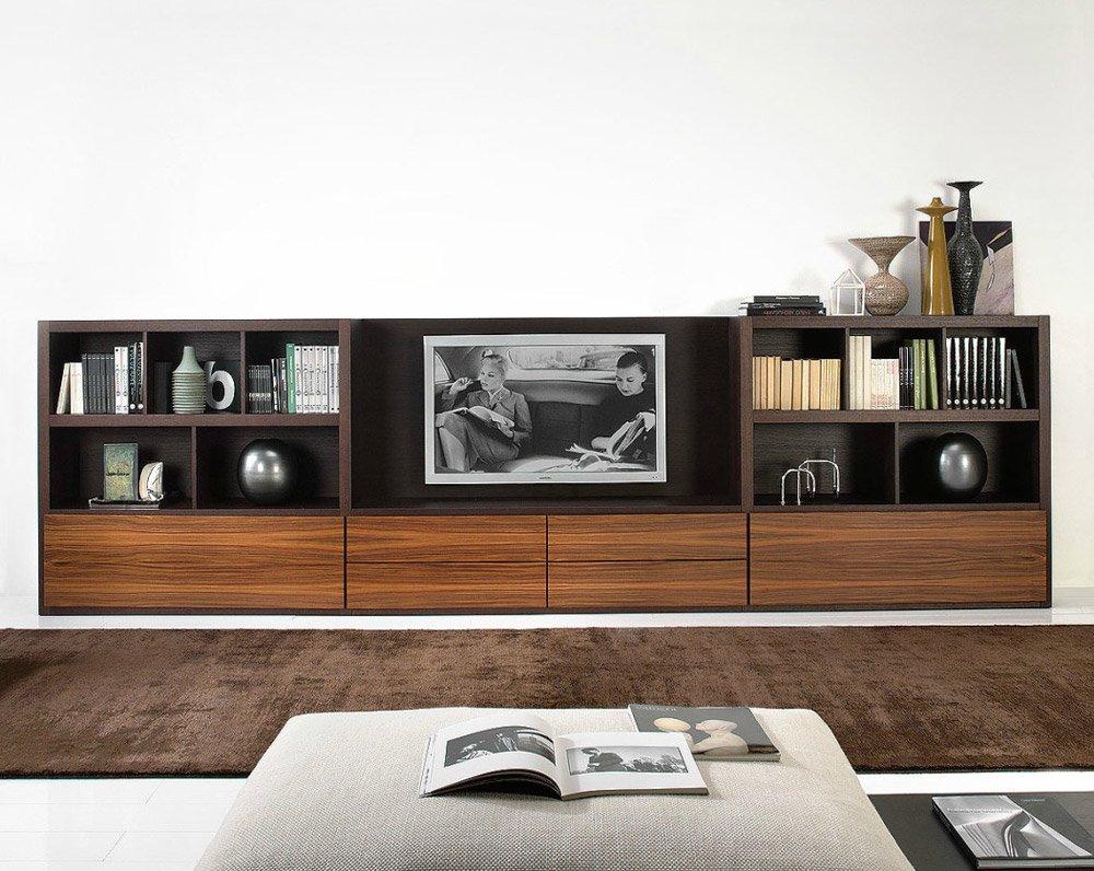 Pareti attrezzate composizione h2 da valentini mobili - Valentini mobili rimini ...