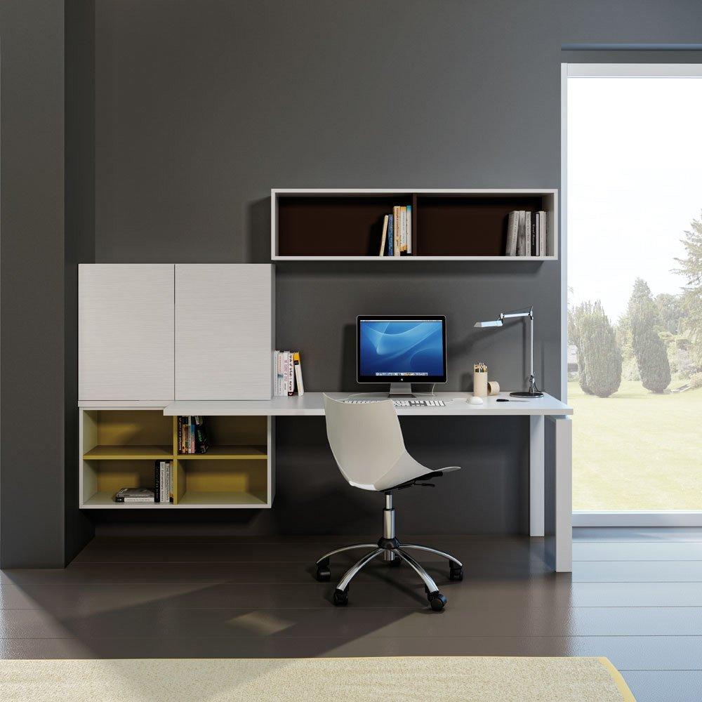 Pareti attrezzate composizione mil09 da ferrimobili - Ikea padova angolo occasioni ...
