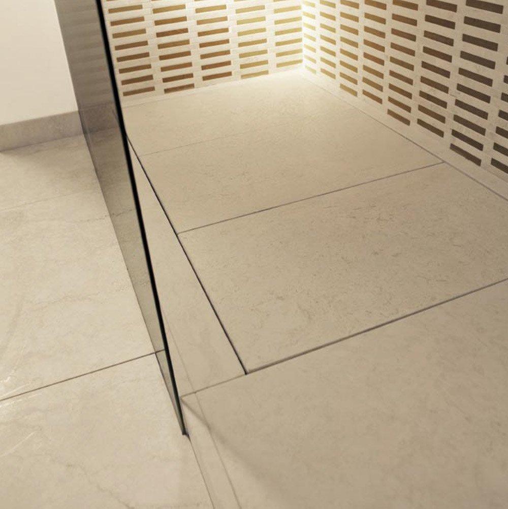 Piatto doccia tutte le offerte cascare a fagiolo - Piatto doccia incassato nel pavimento ...