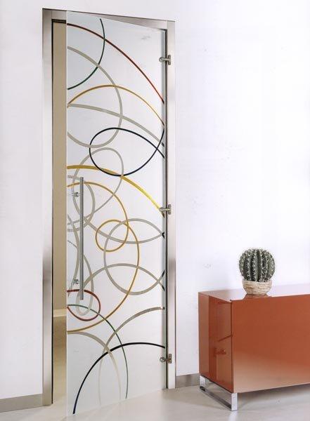 Porte a battente porta aura dipinta a da casali - Casali porte scorrevoli ...