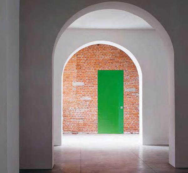 Porte a battente porta a battente g da l 39 invisibile for L invisibile portarredo