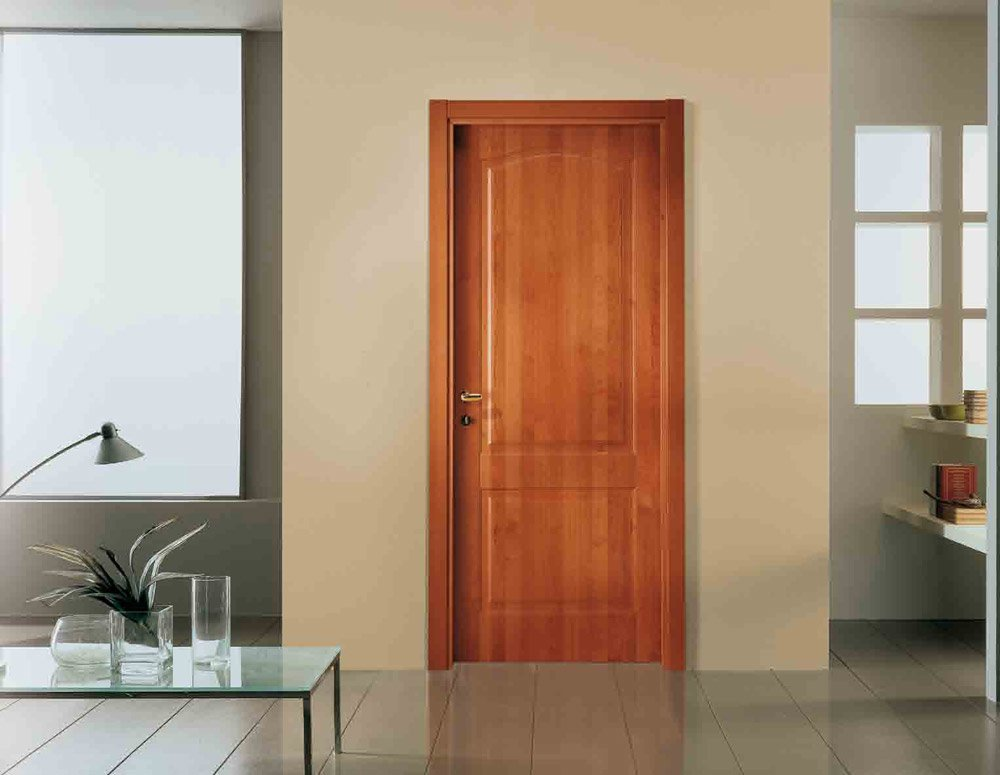 Porte a battente porta mirabilia timber assur da garofoli for Garofoli porte