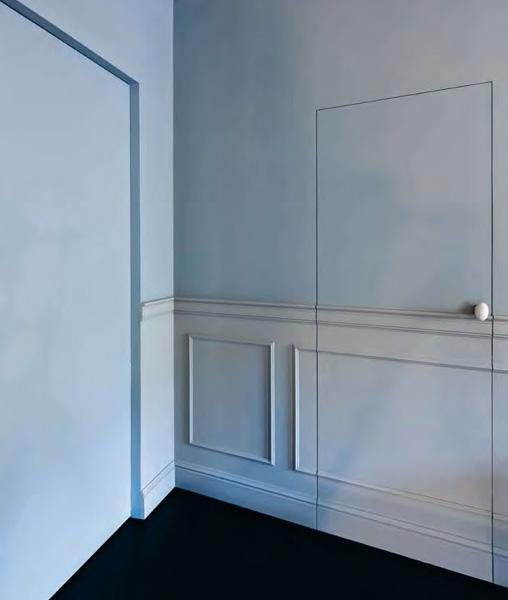 Porte a battente porta a battente c da l 39 invisibile - L invisibile porte a scomparsa ...