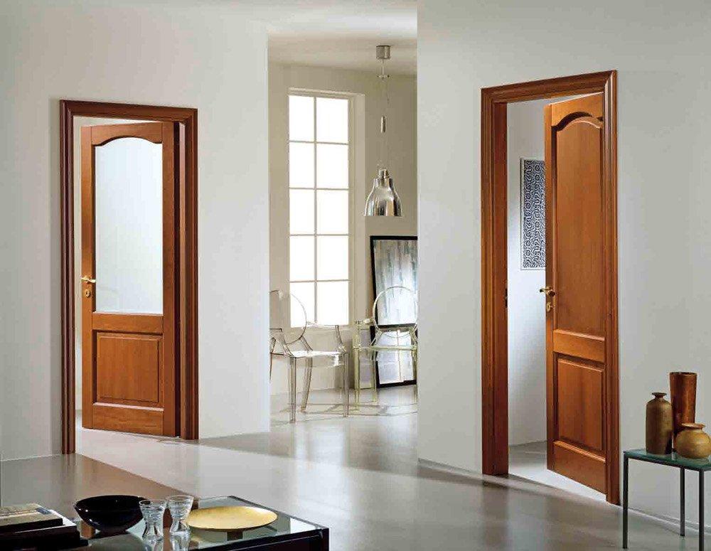 Двери интерьер фото