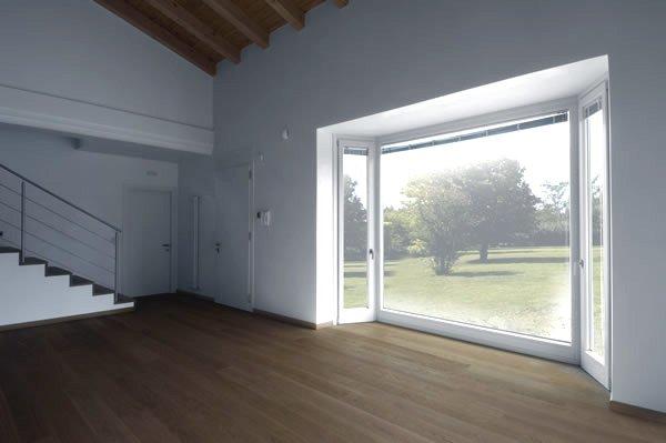Porte finestre porta finestra master 83a alluminio da - Porta finestra alluminio ...