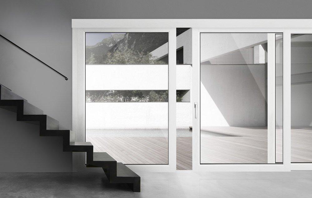 Porte finestre porta finestra f88la da finnova - Happy casa mestre ...