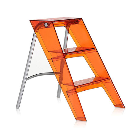 Scaletta Upper by Kartell Medio