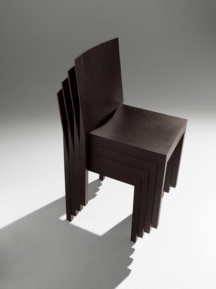 Chaises chaise stack par horm for Meubles 3a sallanches