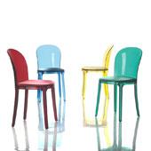 Sedia Murano Vanity Chair