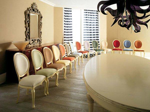 Forum Arredamento.it • Quali Sedie moderne per tavolo antico?