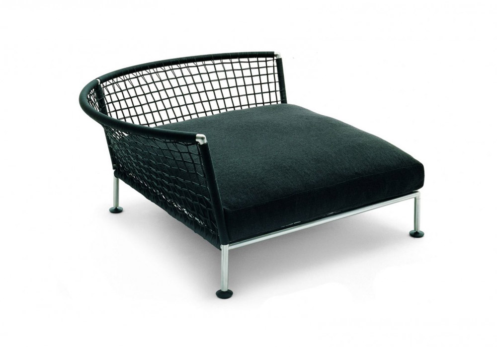 Outdoor Chairs Sofa Nest [A] by Coro