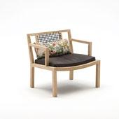 Kleiner Sessel Gray