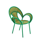Kleiner Sessel Banjooli