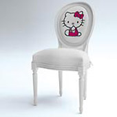 Sedia Hello Kitty