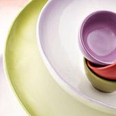 Servizio piatti Colors