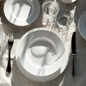 Servizio Casale da La Porcellana Bianca