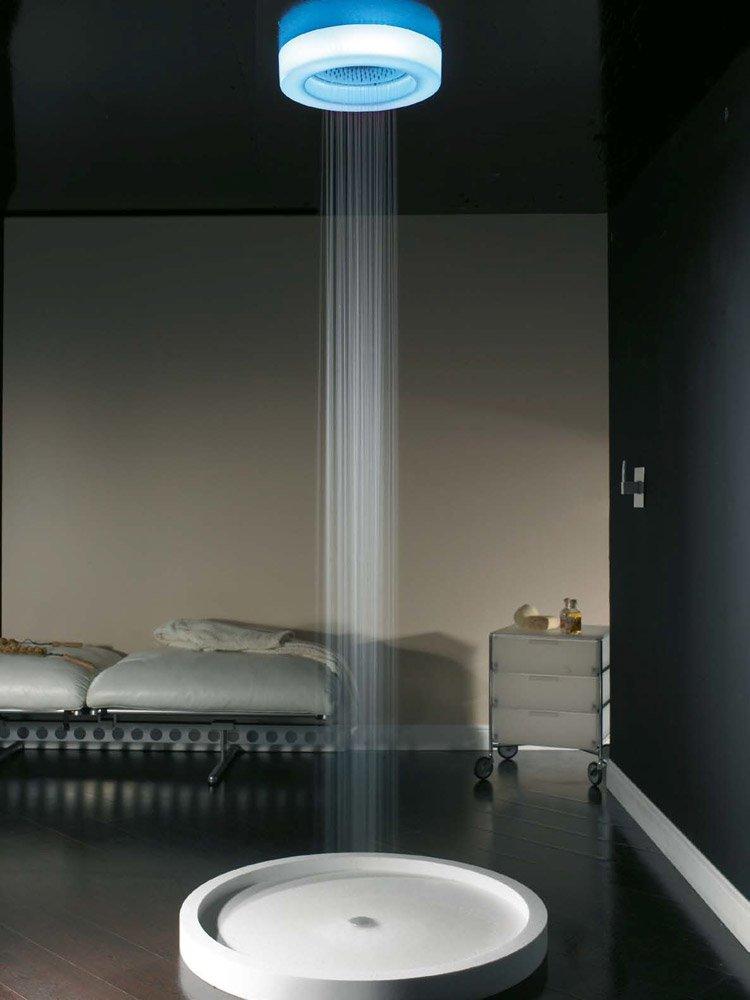Soffione doccia soffione doccia arkobaleno da visentin - Altezza soffione doccia ...