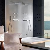 Soffione doccia Ovale