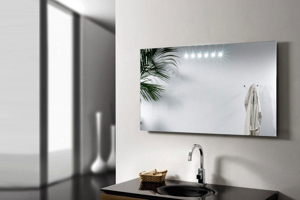 Casa moderna roma italy specchio per bagno moderno - Specchio per bagno moderno ...