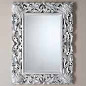 Specchio White Dafne