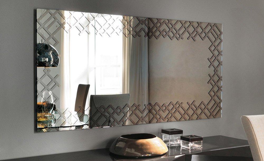 Specchiere specchio jersey da cattelan italia - Specchio da camera da letto ...