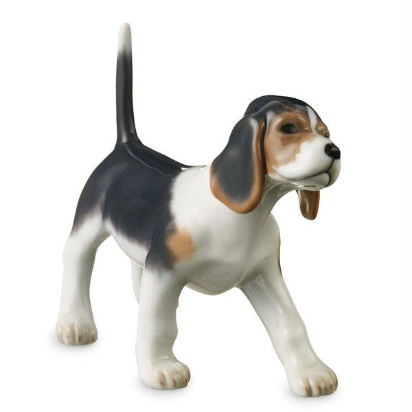 Statuetta Cucciolo di beagle - Royal Copenhagen