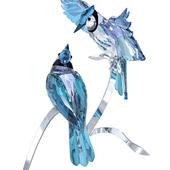 Statuetta Ghiandaie azzurre