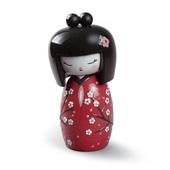 Statuetta Kokeshi