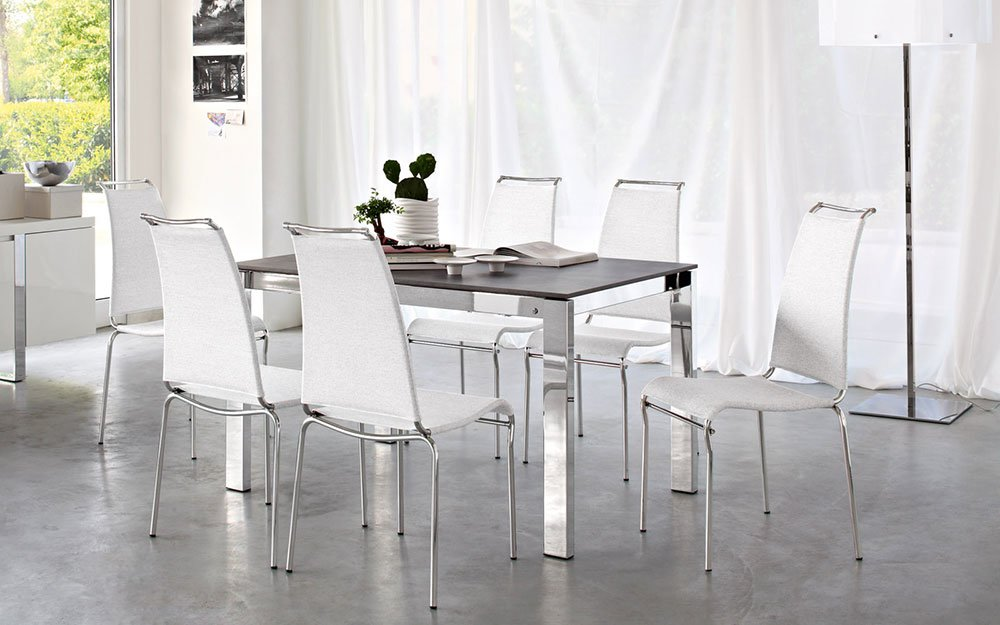 Tavoli tavolo baron da calligaris for Tavoli e sedie calligaris
