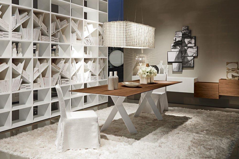 Tavoli tavolo tailor da presotto italia for Outlet arredamento vicenza
