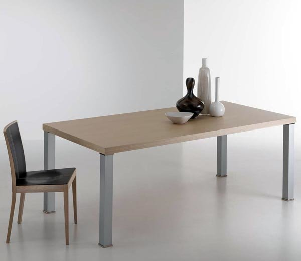Tavoli tavolo bach rovere da albertomariamarziali for Outlet webmobili