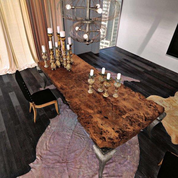 Tavoli tavolo sidney 108 da bizzotto for Bizzotto arredamenti