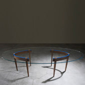 Tavolo The Round Table da Adele-c