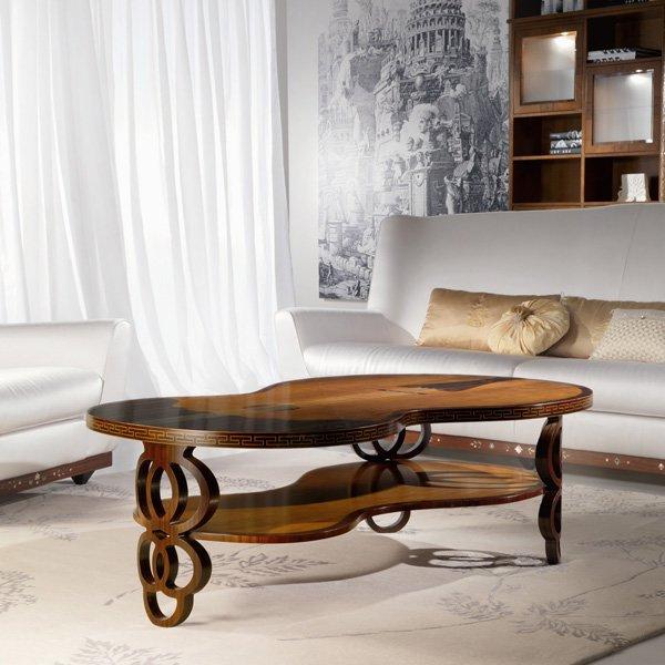 Mobili lavelli tavolini da salotto classici le fablier - Tavolini da camera ...