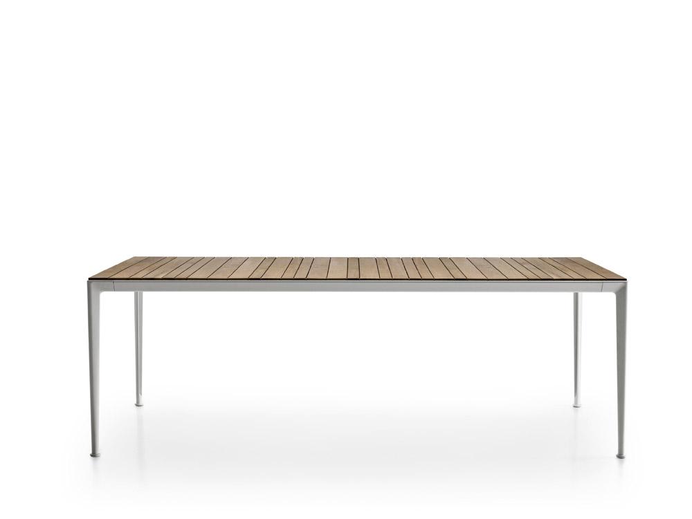 Tavolini da esterno tavolo mirto outdoor da b b italia for Tavolo mirto b b prezzo