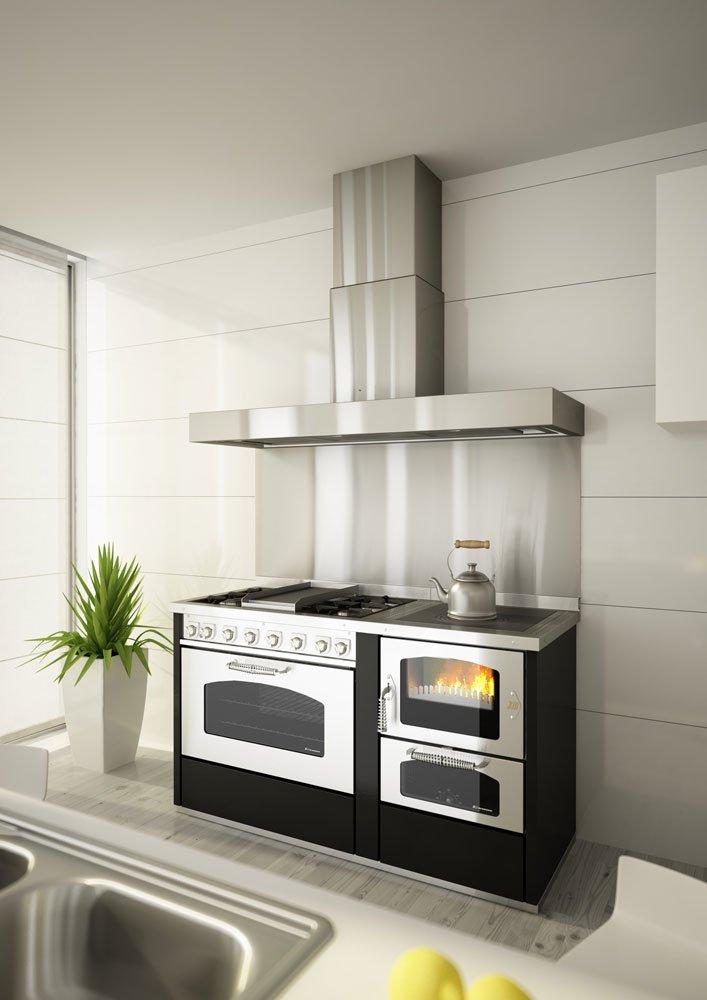 Cucine economiche e termocucine cucina domino gd9 da de - De manincor cucine ...