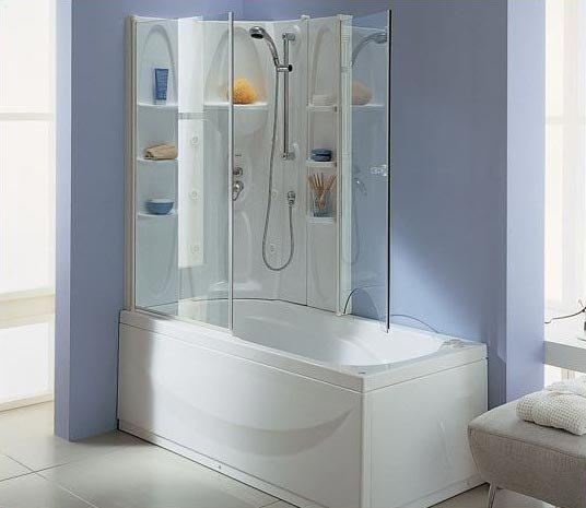 vasca con doccia idromassaggio : Vasche Idromassaggio: Vasca Idromassaggio Polar/Artic da Titan