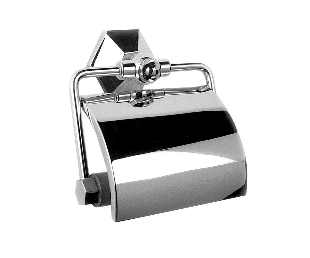 Accessori bagno: Porta rotolo Eccelsa da Rubinetterie Stella