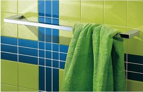 Accessori bagno porta asciugamano quadra da tenda dorica for Webmobili outlet