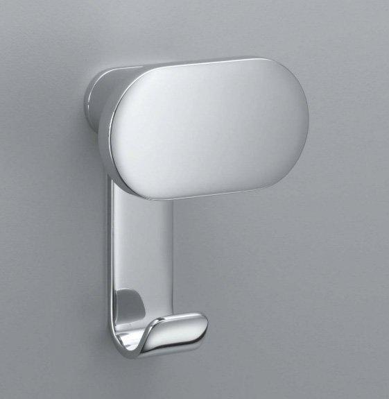 Accessori bagno gancio appendiabiti bart da colombo design - Appendiabiti per bagno ...