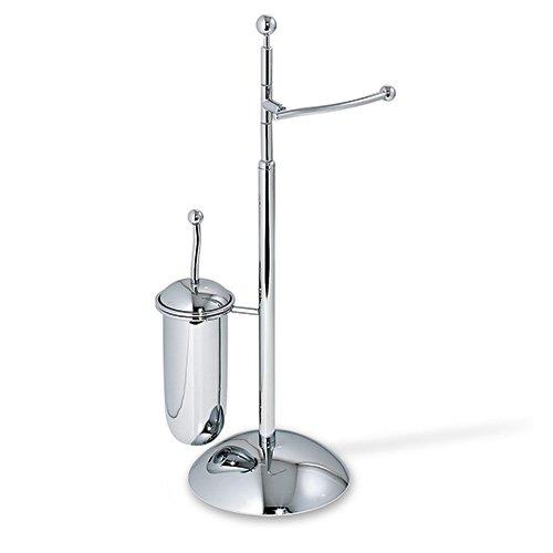Accessori bagno piantana onda da open kristallux - Accessori bagno open ...