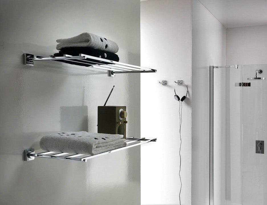 Accessori bagno porta asciugamani quadro da inda - Porta asciugamani da bagno ...